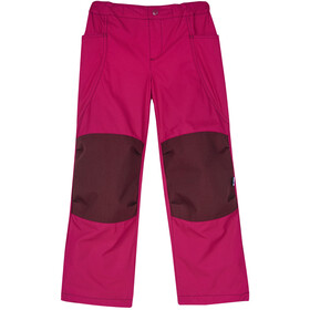 Finkid Kuuhullu Pants Children red